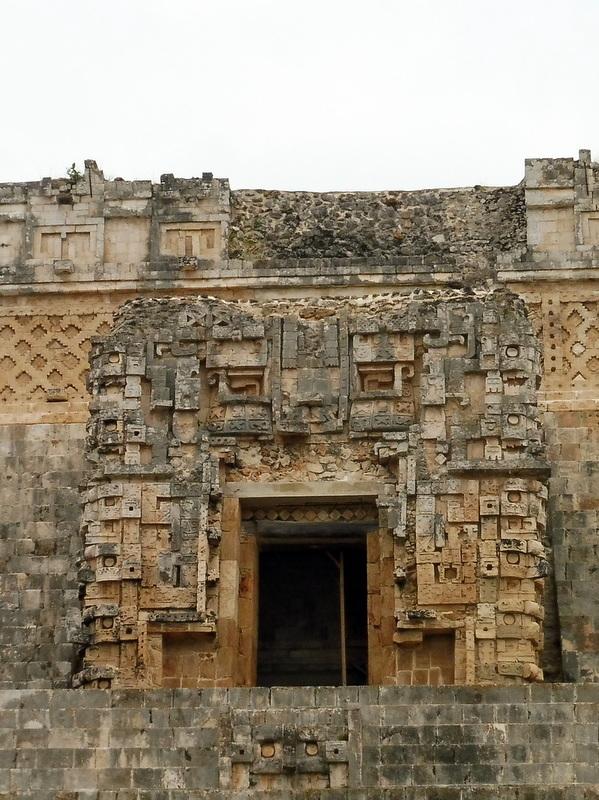 La Pyramide du Devin- Le masque de Chac du Temple IV