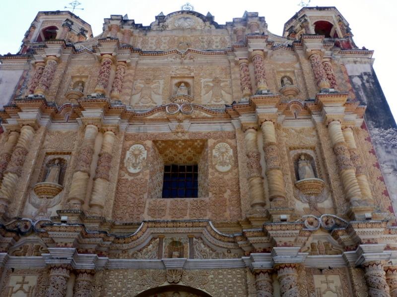 Façade de San Domingo