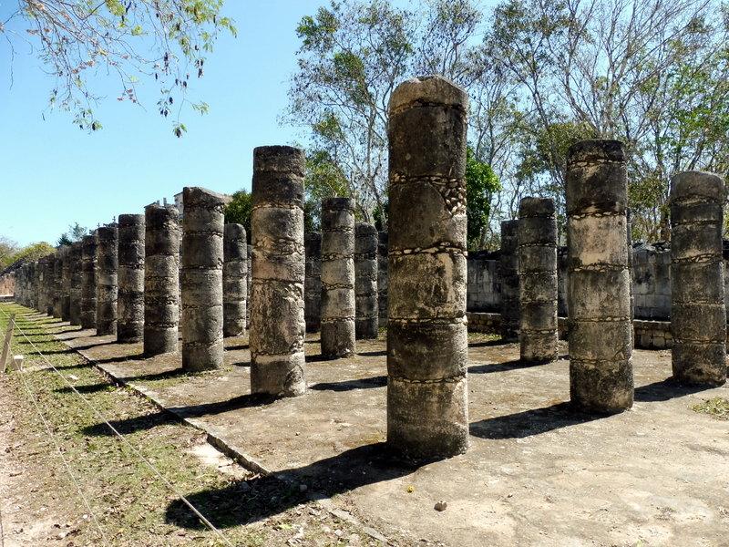 Les Mille colonnes