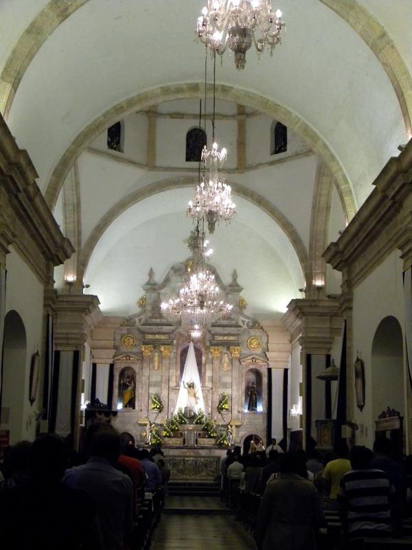 La cathédrale-Intérieur