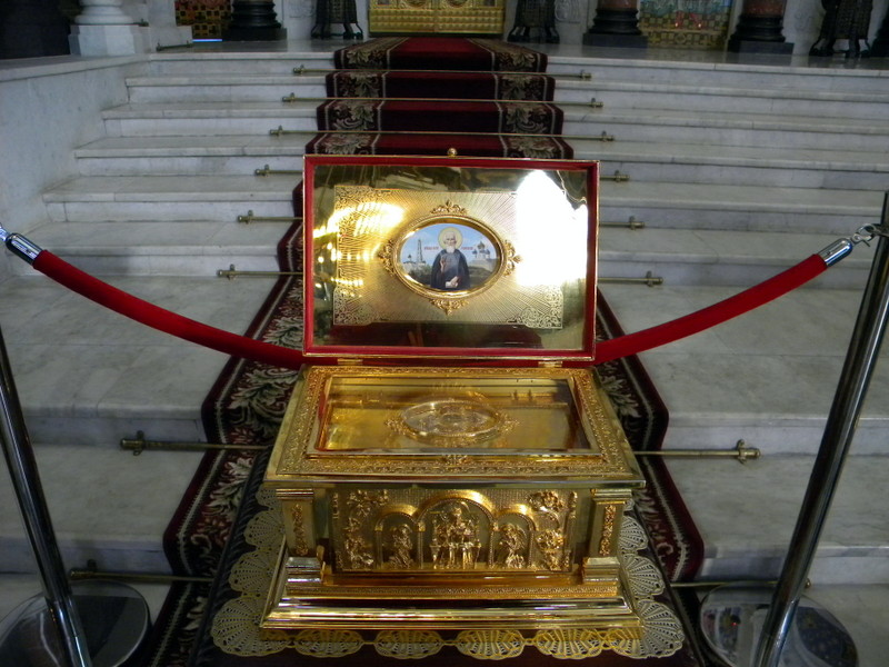Reliques de Saint Nicolas