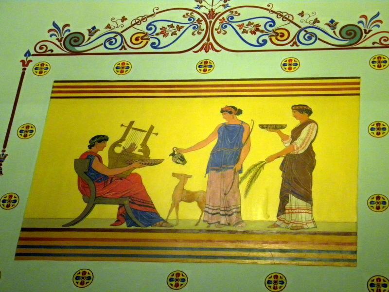 Peinture antique