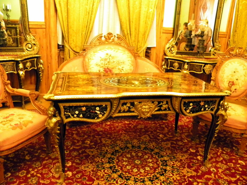 Le salon Henri II