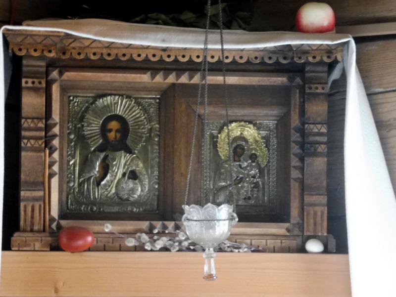L'autel domestique