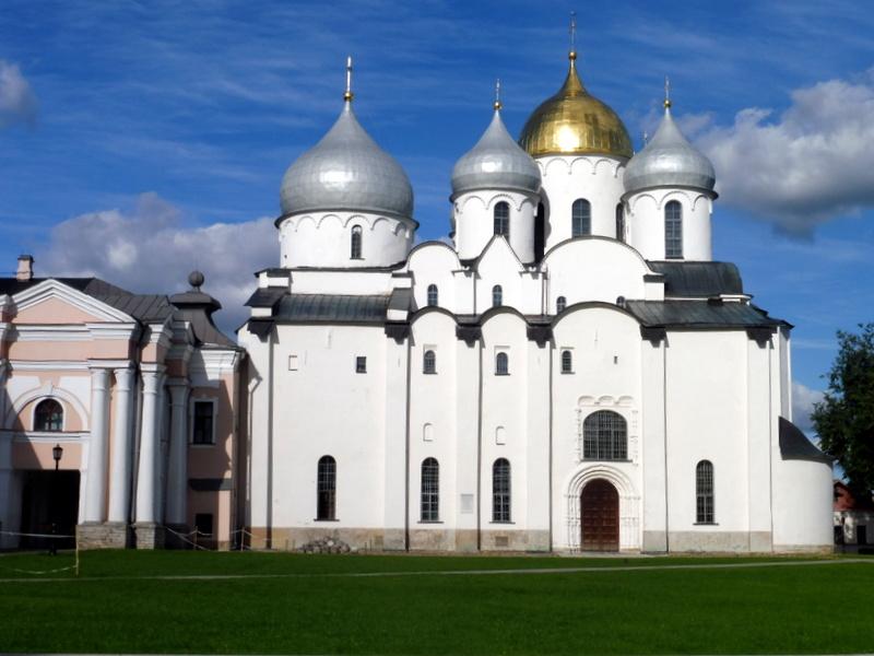 La cathédrale Sainte-Sophie
