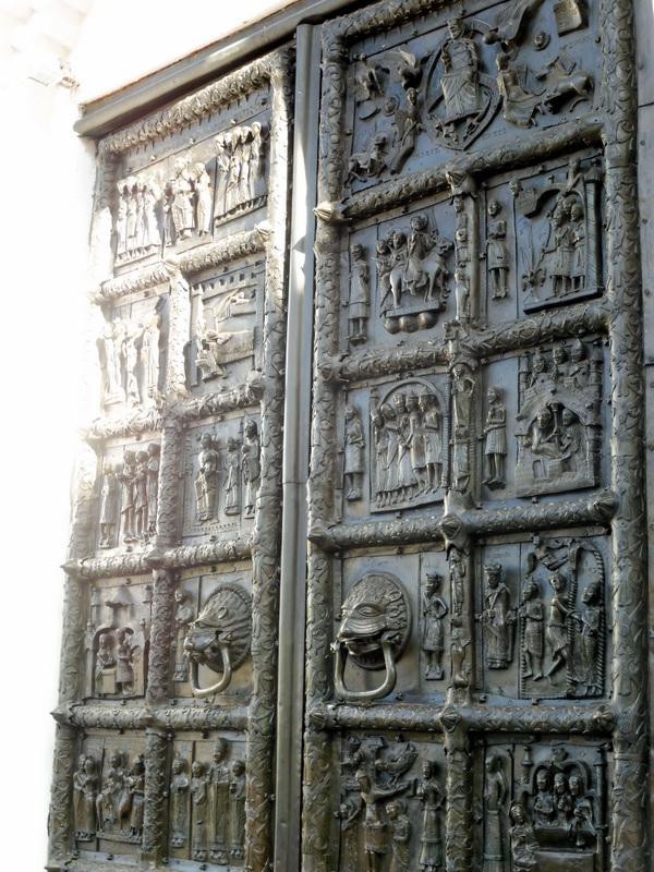 La porte de Magdebourg