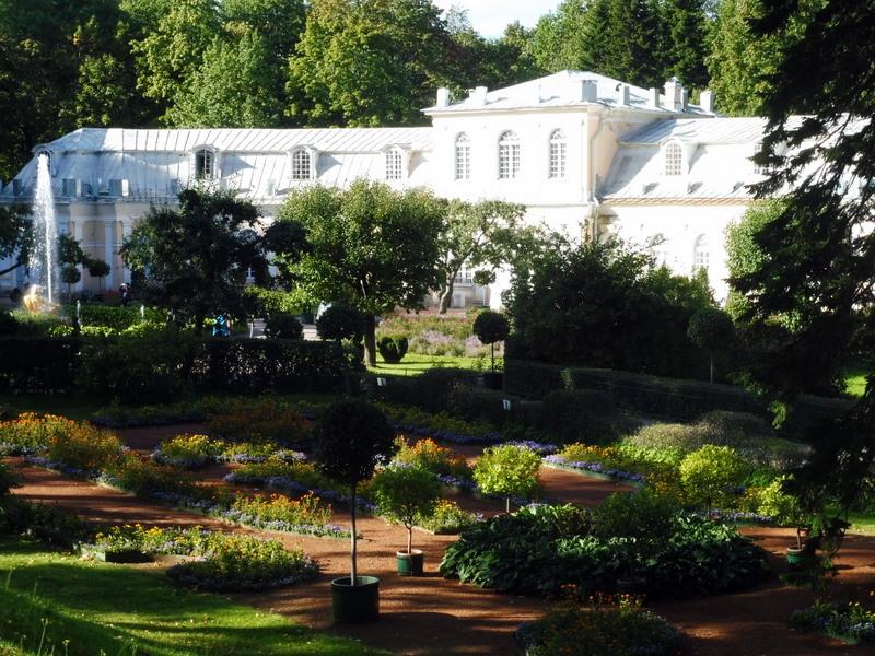 L'Orangerie et ses jardins