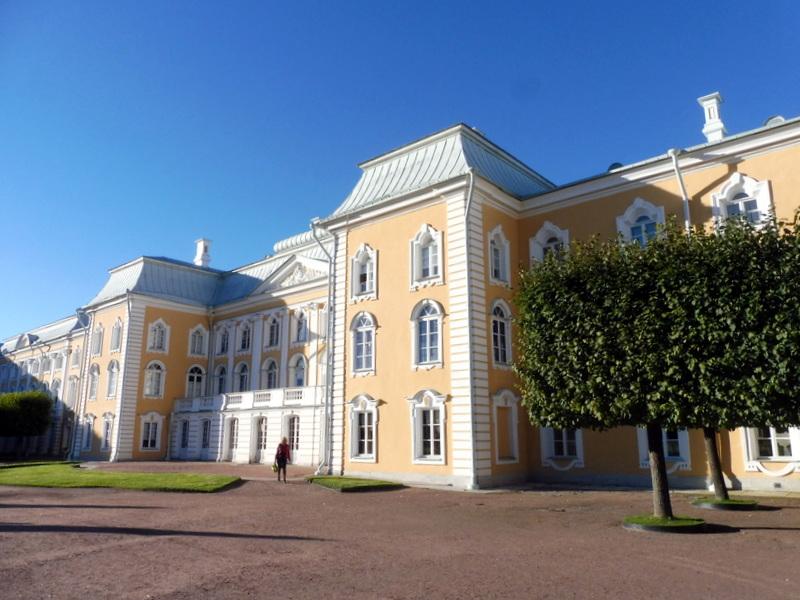 La façade du Grand Palais