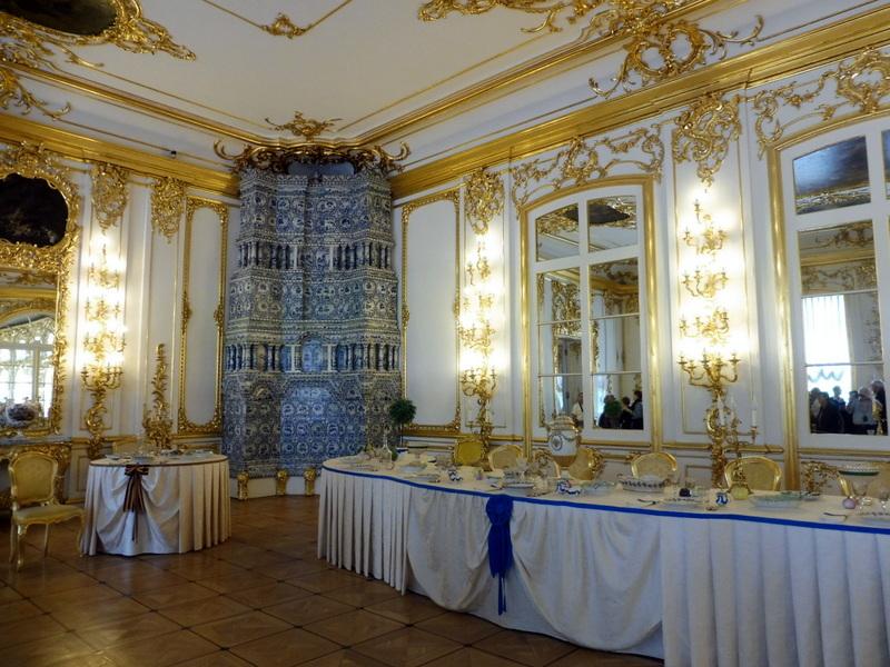 La salle à manger des chevaliers