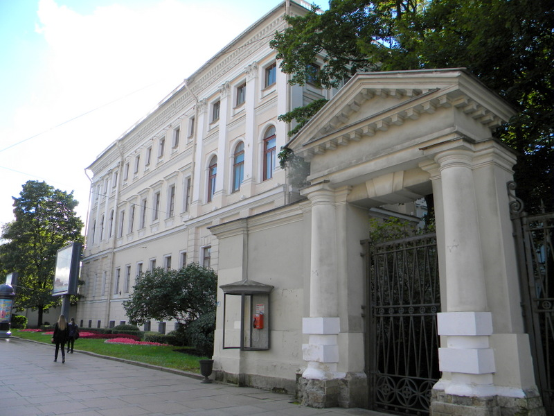 Le palais Anitchkov