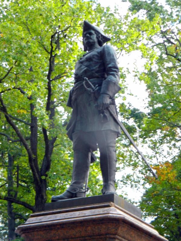 Monument à Pierre 1°