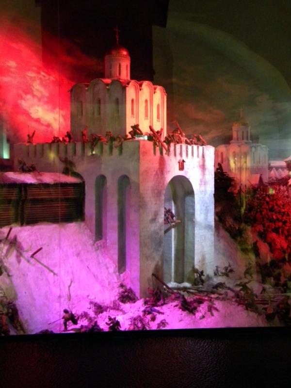 Les fortifications et la tour
