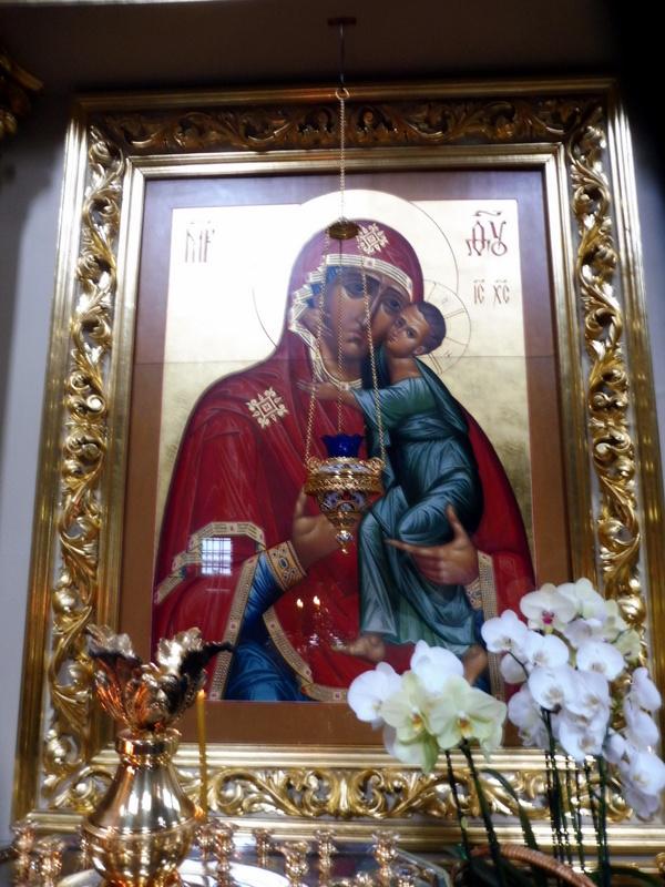 La Vierge de Tolga