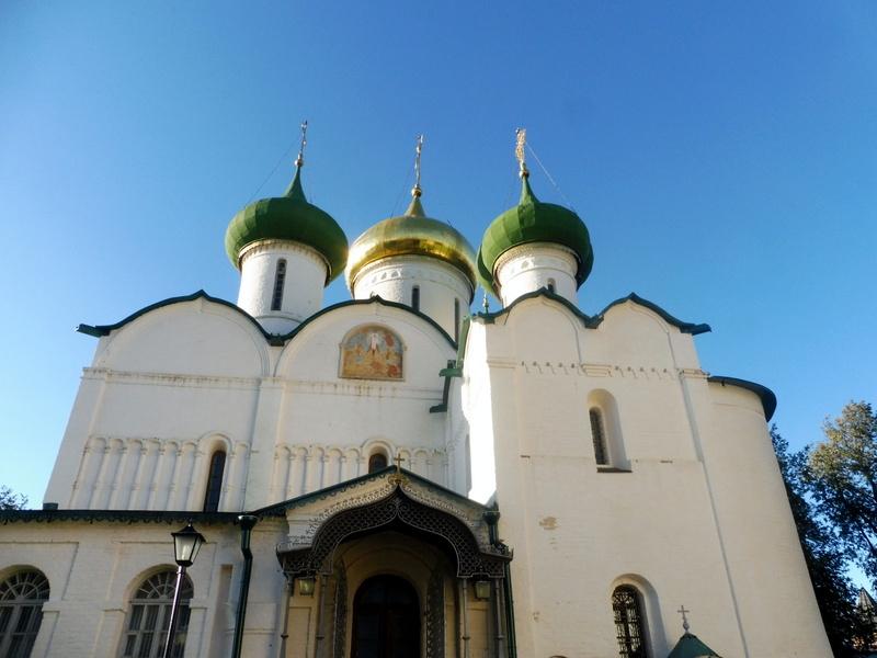 La cathédrale de la Transfiguration (2)