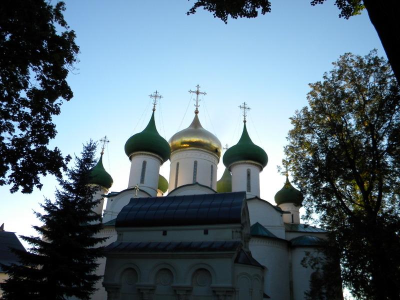 La cathédrale de la Transfiguration (1)