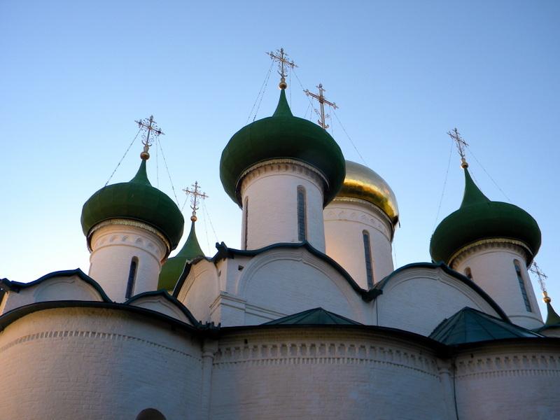 La cathédrale de la Transfiguration (3)