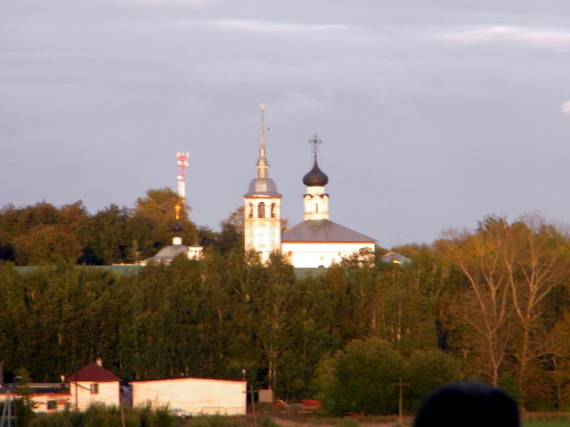 L'église de la Résurrection