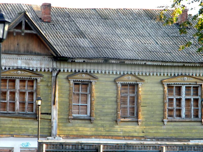 Jolie maison de Souzdal