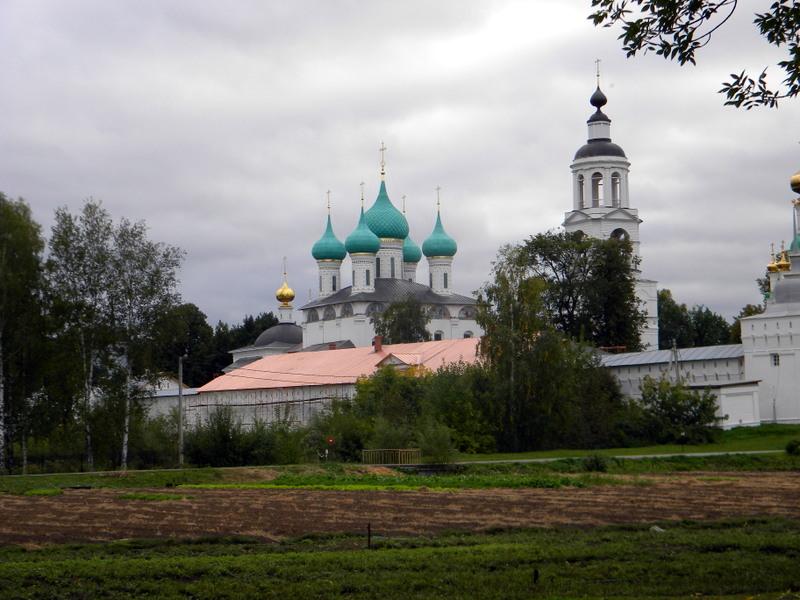 Le monastère de Tolga