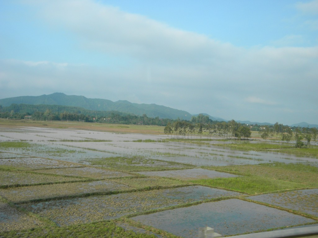 Travaux des champs; Vietnam