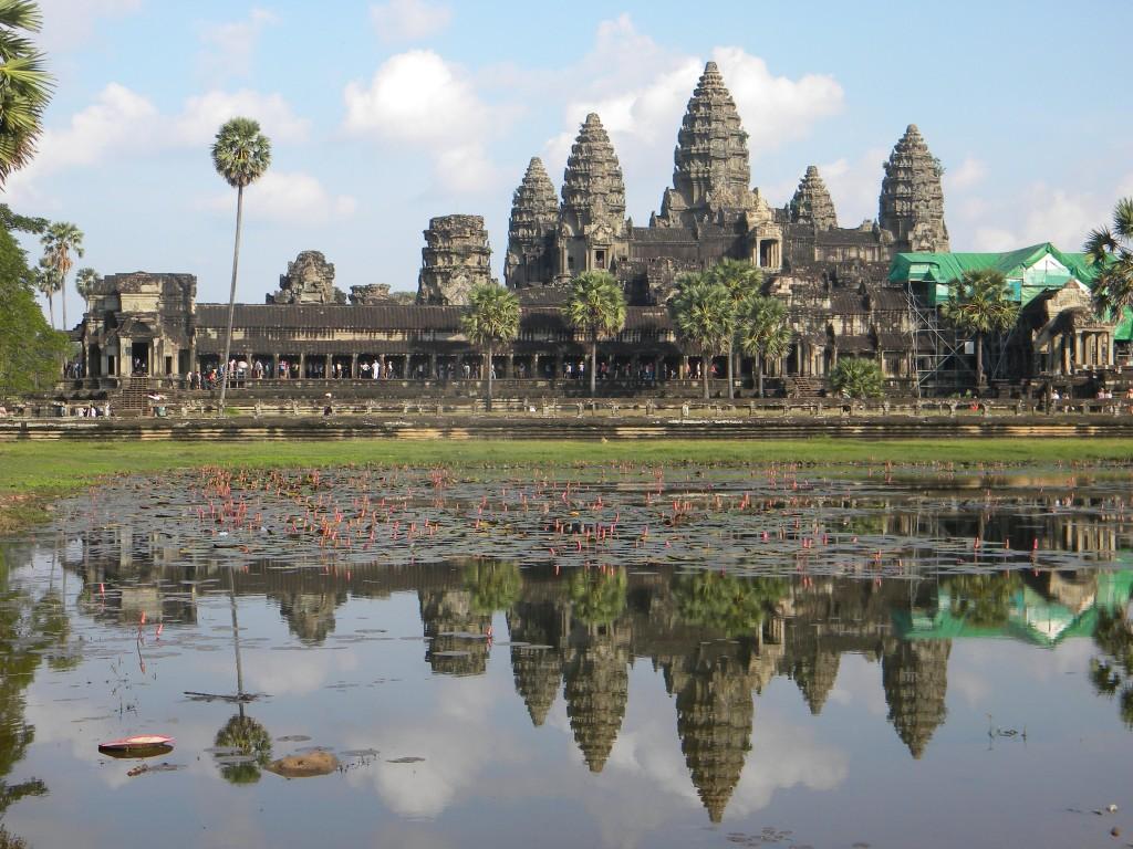 Angkor Thom, Naga, Phimeanakas, Apsaras, Ta Prohm, Vishnou, Ramayana, Mahabharata,
