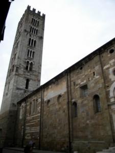 Lucques, Toscane, Italie