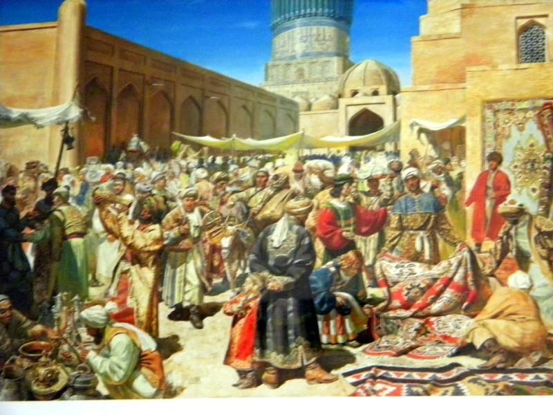 Ouzbékistan, Timur, Chakhrisabz, Boukhara, Gour Emir, mosquée, Bibi Khanoum, Samarcande, Mongolie, Oulougbeg