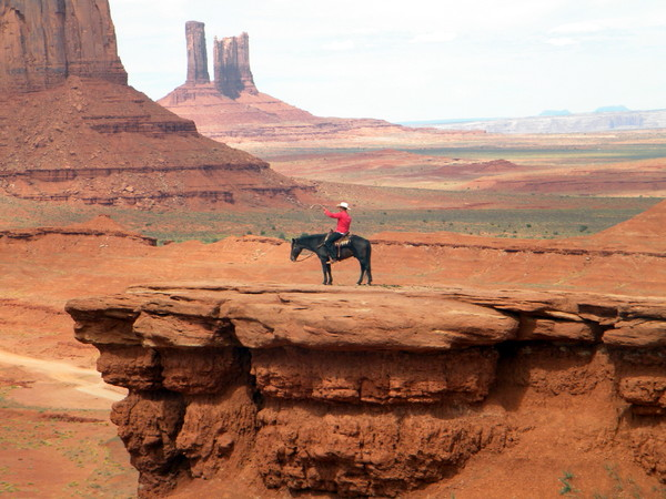 Décor de western