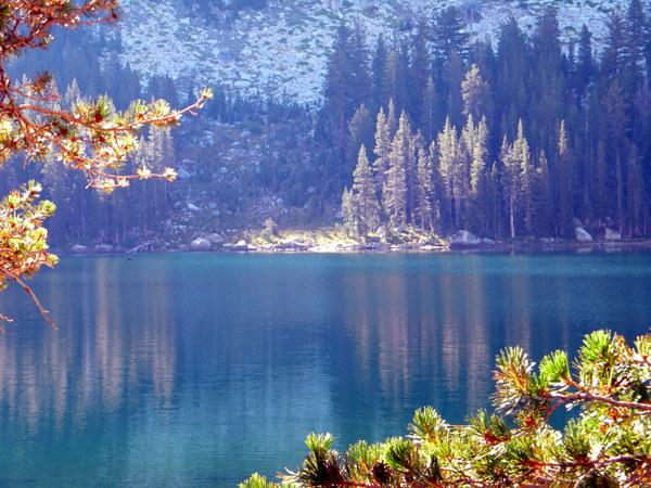 Les couleurs du lac Tioga