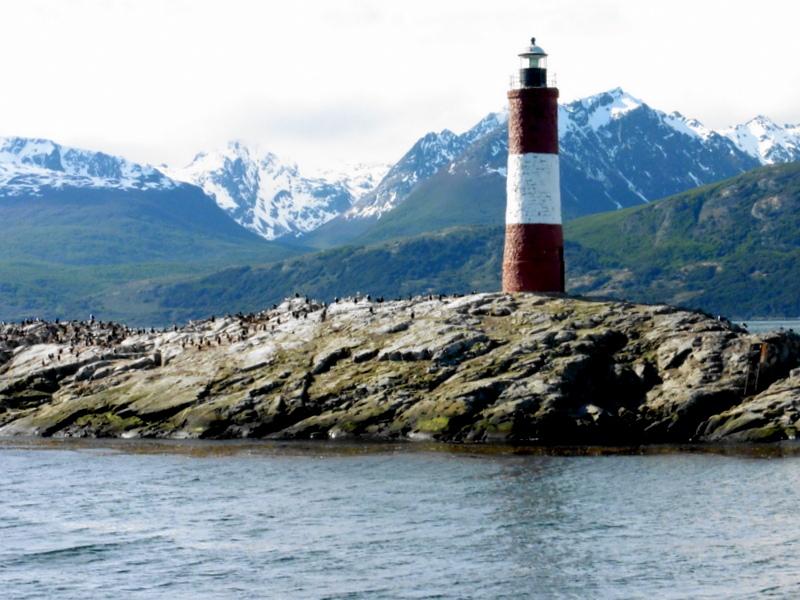 Le phare des Éclaireurs