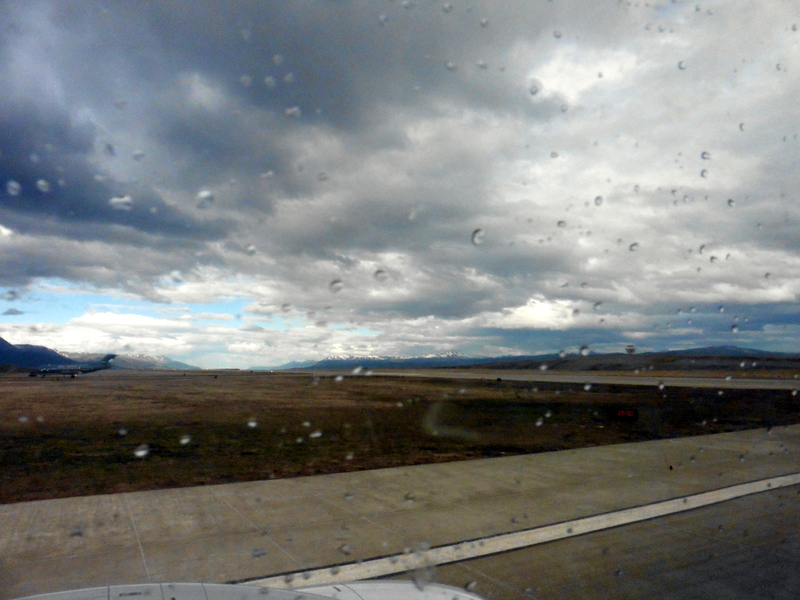 Arrivée de la pluie
