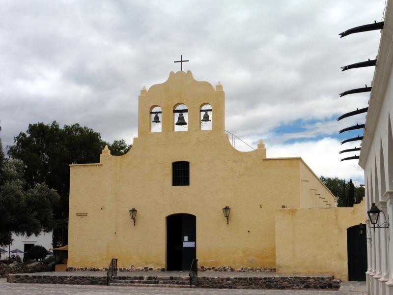 L'église San José de Cachi