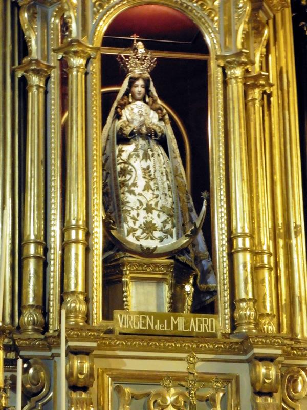 La Vierge du Milagro