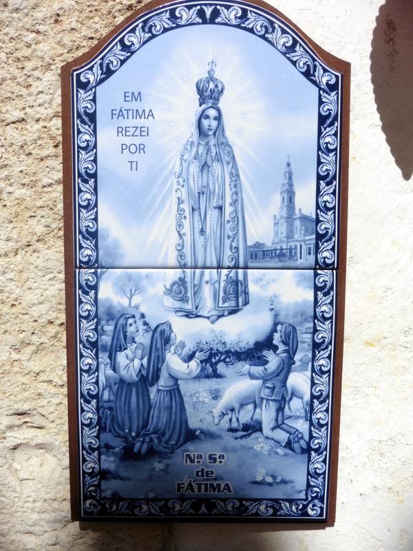 La Vierge de Fatima