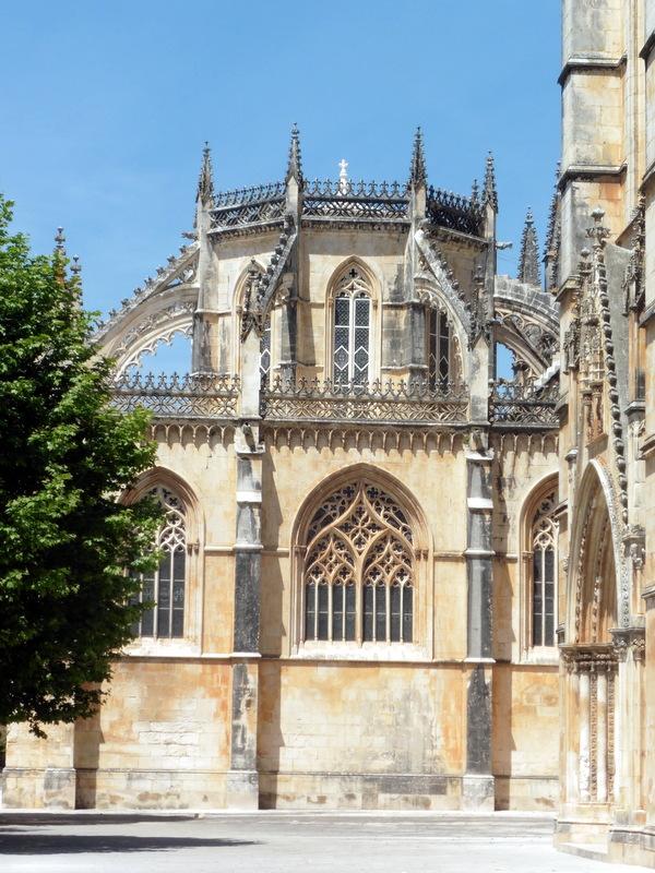 Extérieur de la chapelle du fondateur