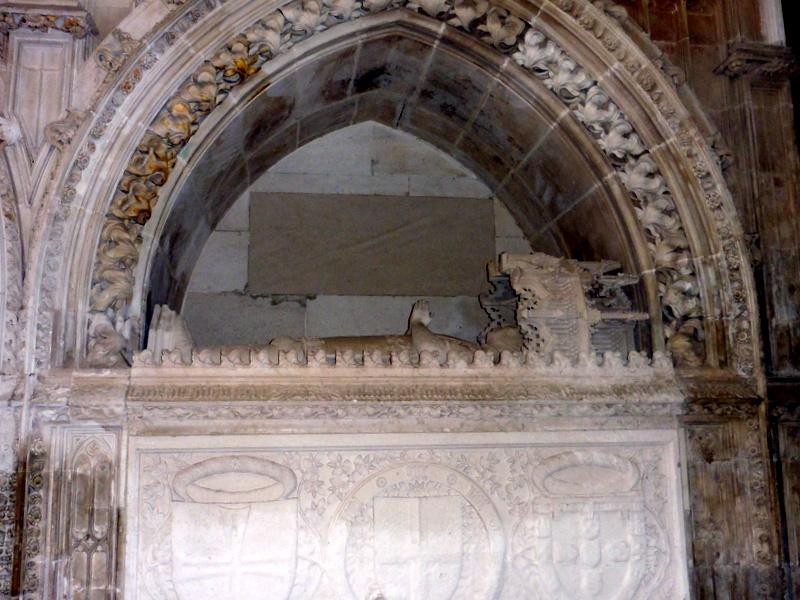Le tombeau de Henri le Navigateur