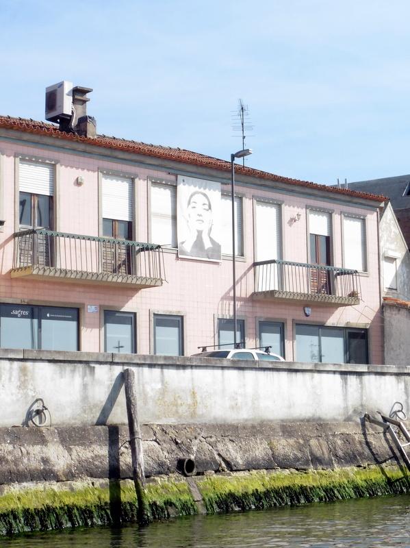 Maison où a vécu Amalia Rodrigues