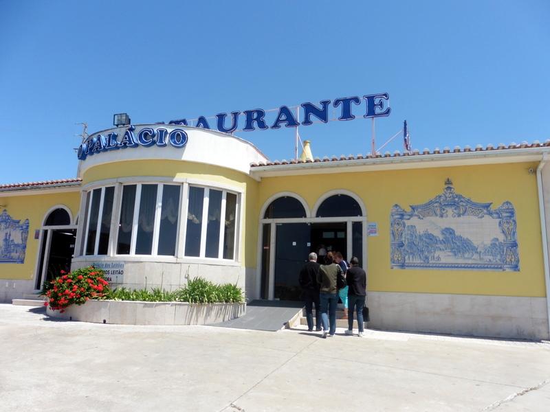 Restaurant O Palacio dos Leitos