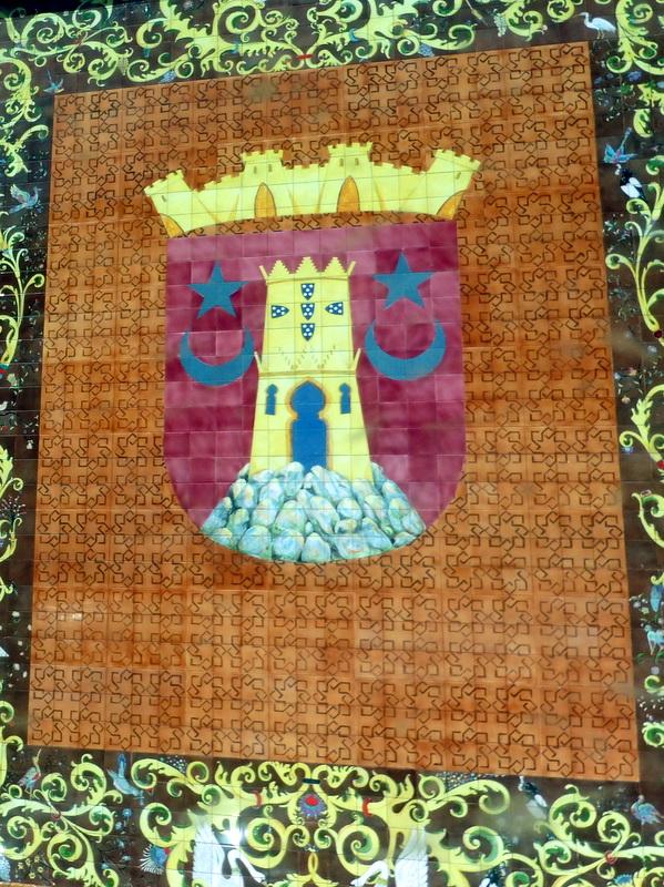 Les armoiries de Sintra