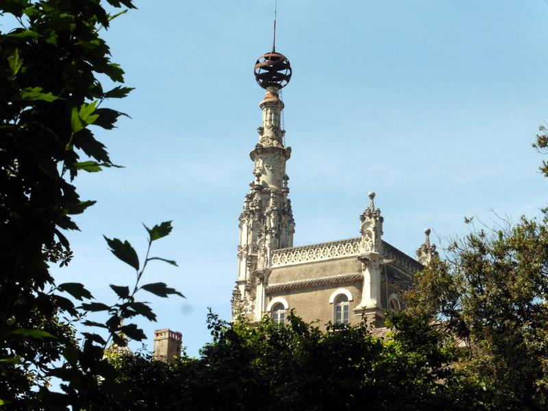 La Tour de Belem et la sphère armillaire