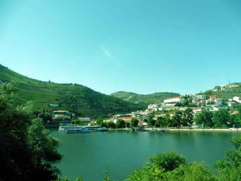 Bateaux de croisière sur le Douro