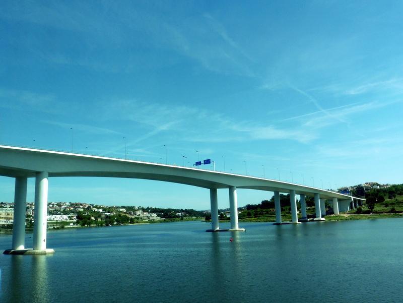 Le pont Freixo