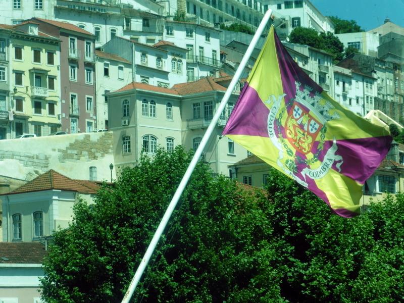 Les armes de Coimbra