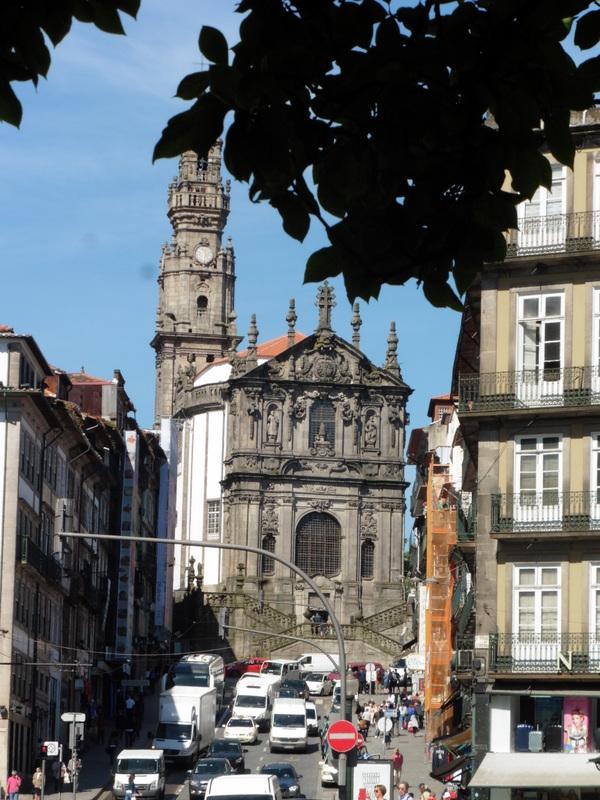 L'église des Clérigos