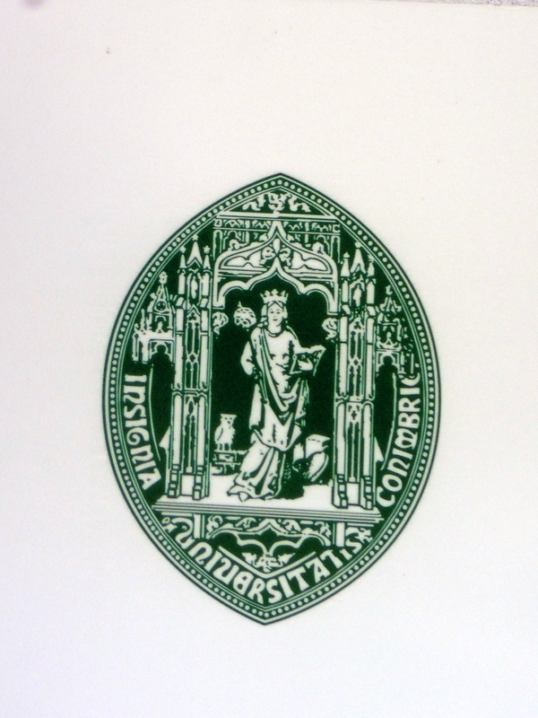 Le sceau de l'Université