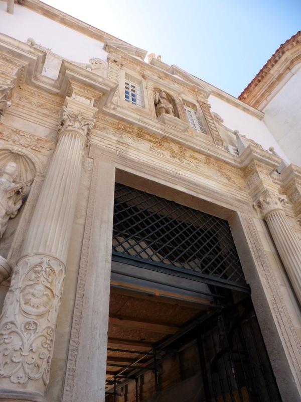 La porta Ferrea