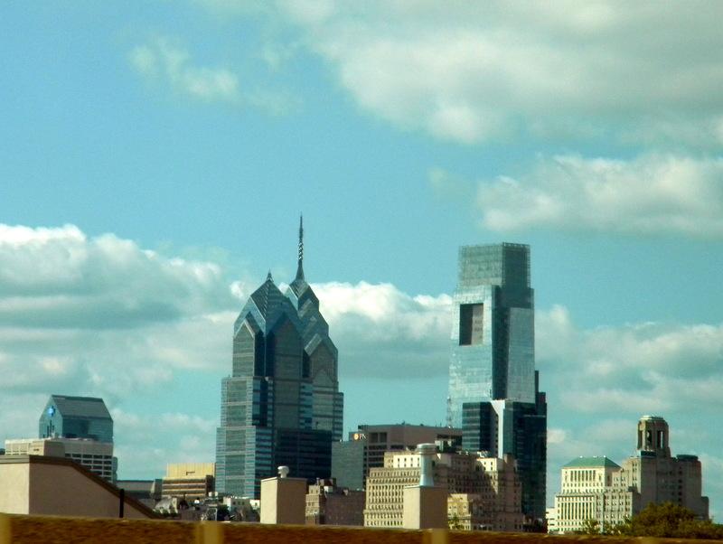 La skyline de Philadelphie