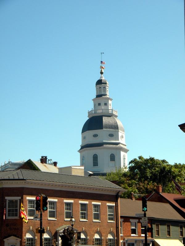 Le clocher du Parlement