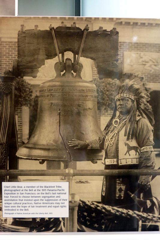 Les Amérindiens et la Liberté