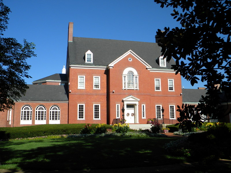 La maison du gouverneur